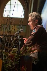 Temple Grandin Photo: Trav Williams/Broken Banjo