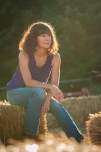 Author/farmer Rebecca Thistlewaite