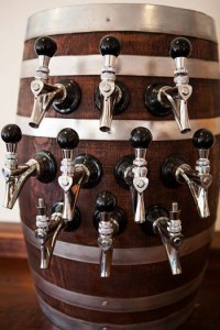 Cremer House will feature 10 keg wines from local wineries