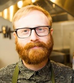 Cremer House chef Gabe Luboff