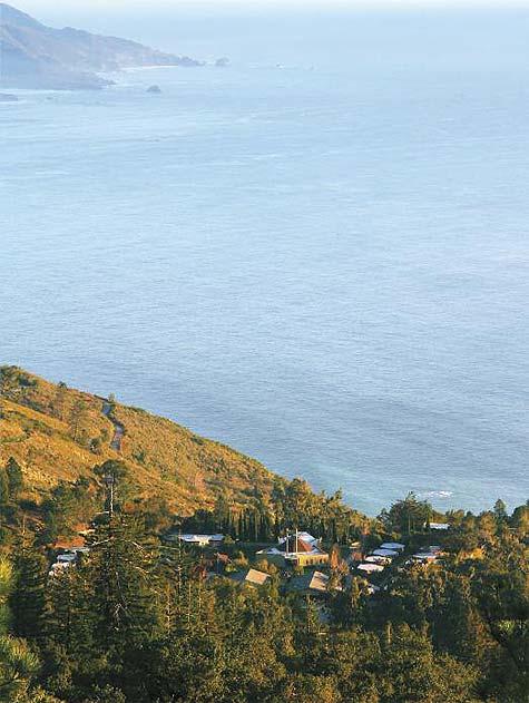 New Camaldoli Hermitage in Big Sur