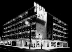 The Teplitsky Hotel in Atlantic City, circa 1960