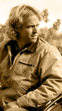 Winemaker Jamey Whetstone