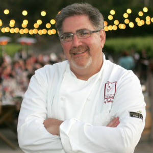 Chef Terry Teplitzky