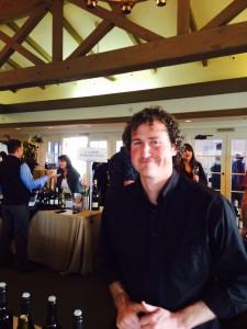 Denis Hoey of Odonata Wines