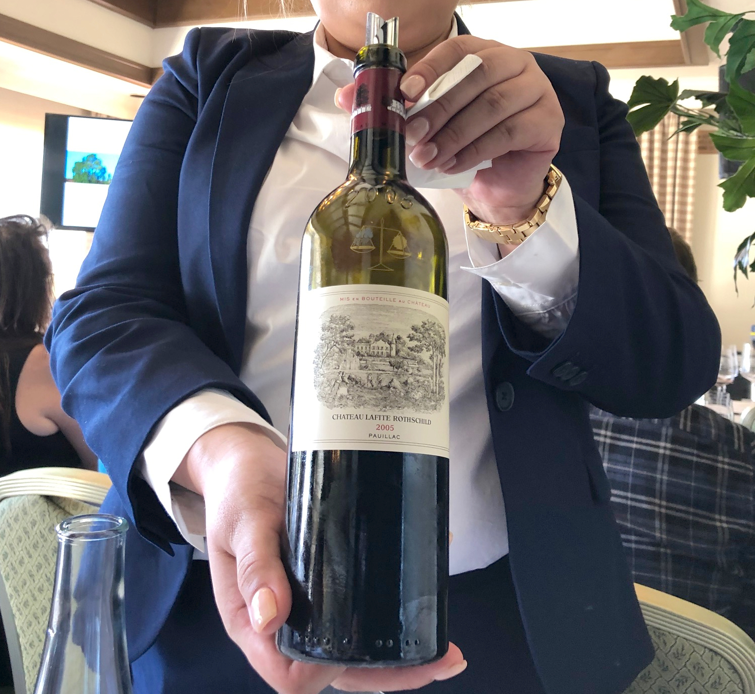 Can Château Lafite Withstand Climate Change?