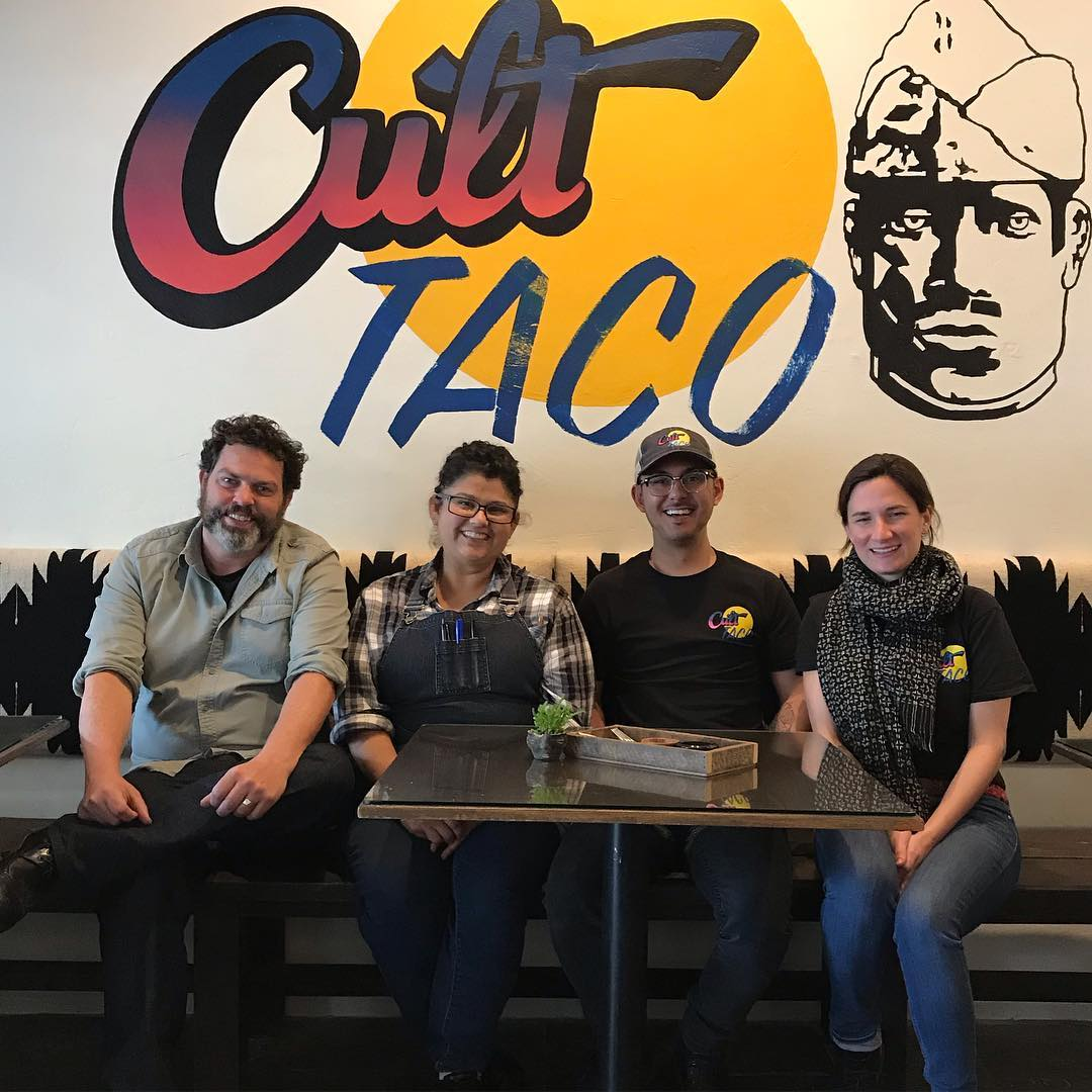 Monterey's Innovative Cult Taco Opening for Sneak Peeks
