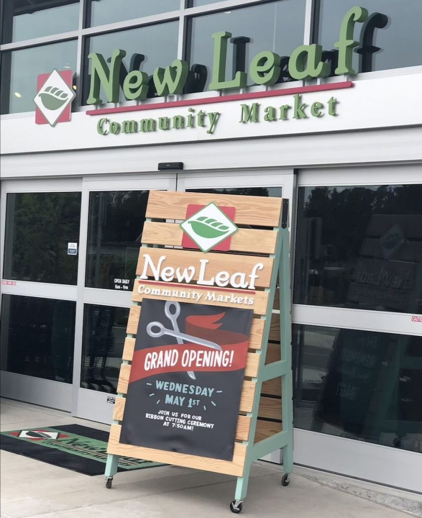 New Leaf Aptos Opens Wednesday