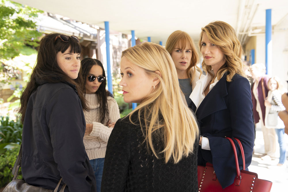 Big Little Lies and Wine Enthusiast Lift Monterey Wines