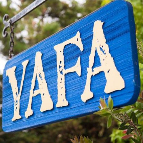 Yafa Earns Michelin Bib Gourmand