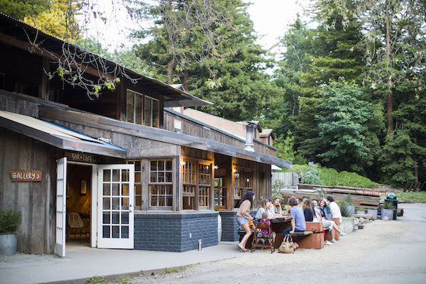 Mercado Sagrado Lands in Big Sur