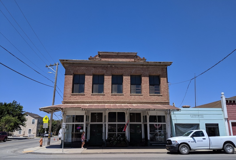 Granddaughters Revive Spreckels Emporium