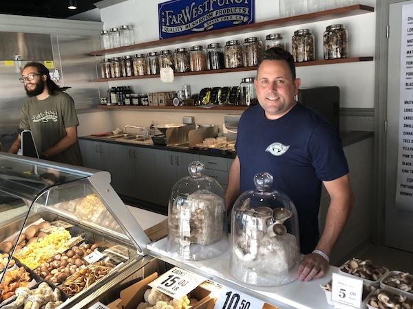 Far West Fungi Opens Santa Cruz Shop