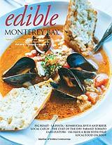 edible Monterey Bay magazine Summer 2012