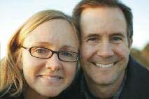 Sarah Wood and Rob Fisher