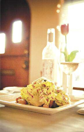 Chickory Salad