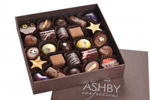Chocolate, Monterey Bay Style: Ashby Confections