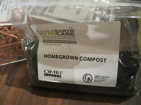 homegrown compost