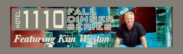 Kim Weston Wants to Cook for You